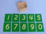 Sandpaper-Numbers